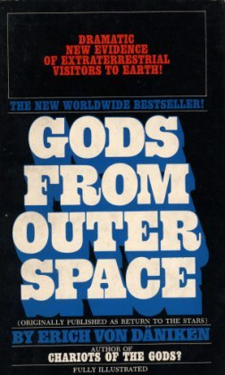 Gods from Outer Space: The War of the Chariots (Magnet Books)