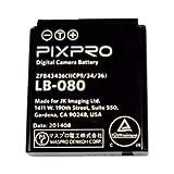 コダック 「SP360」「SP1用」バッテリー LB080