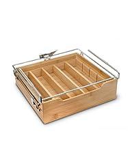 Kamenstein 5125567 Xtra Drawer Bamboo Shelf Organizer by Kamenstein