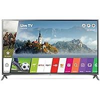 """LG 65UJ6300 65"""" 4K Ultra HD 2160p HDR Smart IPS LED HDTV (2017 Model) + $150 Dell eGift Card"""