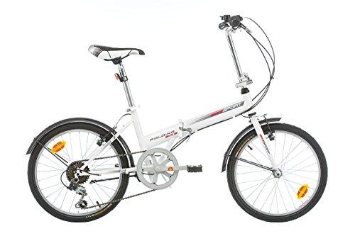 "Bikesport FOLDING Bicicletta Pieghevole 20"""