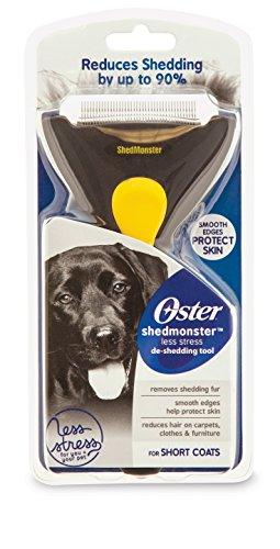 Oster ShedMonster De-Shedding Tool for Fine or Short Coats