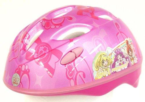 ジョイパレット ヘルメット SG付 幼児用/46-52cm スマイルプリキュア