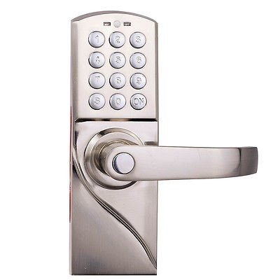 Digital Electronic/Code Keyless Keypad Security Entry Door Lock Right Handle New (House Front Door Handle And Lock compare prices)