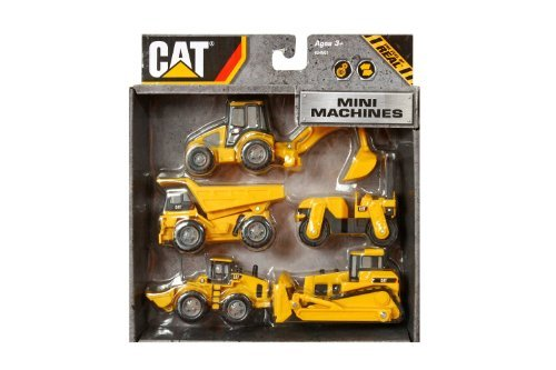 Toy State CAT Mini Machine, 3, by Toystate (Toystate Mini Machines compare prices)