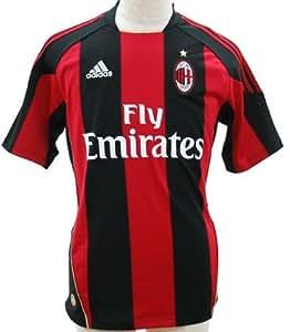 AC Milan 2010-11 Boys Home Jersey Large (13-14Y)