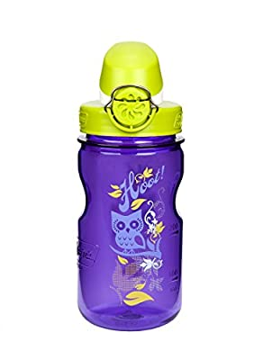 Nalgene Everyday OTF Kids bottle 0,375 Liter violett Eule