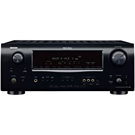 Denon AVR-1609 7.1-Channel Multi-Zone Home Theater Receiver