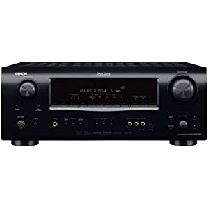 Denon avr 1609 7 1 channel multi zone home theater for Multi zone receiver yamaha