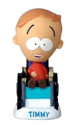 Picture of Funko Talking Timmy Wacky Wobbler Figure (B00134PJNA) (Funko Action Figures)
