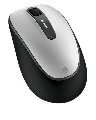 【Amazonの商品情報へ】マイクロソフト ワイヤレス ブルートラック マウス Wireless Mouse 2000 ホワイト 36D-00008