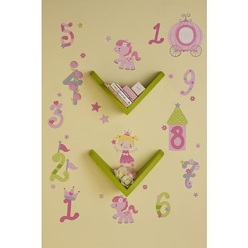 Little Boutique Princess Wall Decals