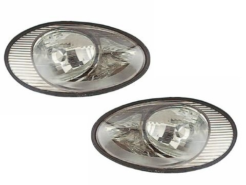 Ford Taurus Headlights OE Style Replacement Headlamps Driver/Passenger Pair New (1999 Taurus Headlight Assembly compare prices)