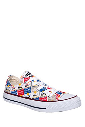 Unisex Andy Warhol Chuck Taylor All Star Low Top Sneaker