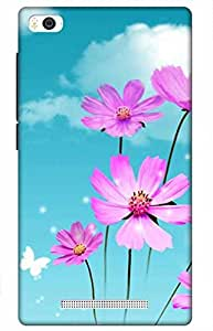 love Designer Printed Back Case Cover for Mi 4i