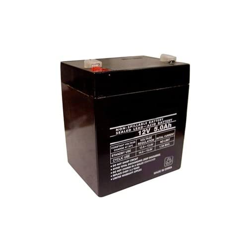 Amazon.com: 12v 4500 mAh UPS Battery for Yuasa ES412D