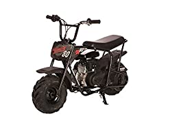MM-B80 Youth Mini Bike (Black)
