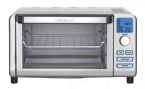 Cuisinart TOB-100 Compact Digital Toaster Oven Broiler (Toasting Oven compare prices)
