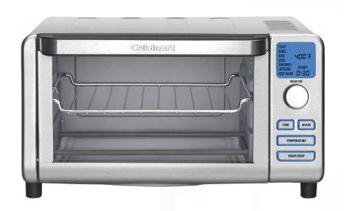 Cuisinart TOB-100 Compact Digital Toaster Oven Broiler (Cusinart Compact Toaster Oven compare prices)