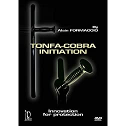 Tonfa-Cobra: Initiation - Innovation for Protection with Alain Formaggio