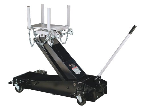 Omega 43000 1-1/2 Ton Transmission Jack, Floor