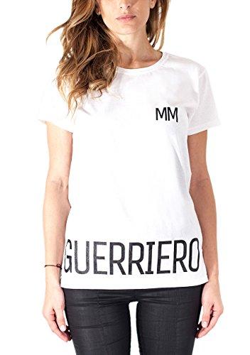 Marco Mengoni - T-Shirt Guerriero Maglietta da donna