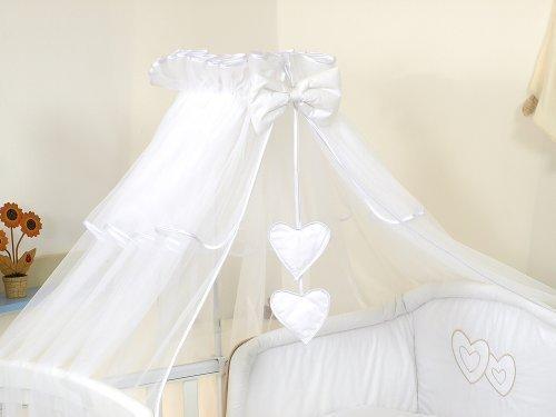lusso-culla-bambino-letto-a-baldacchino-drappo-big485cm-supporto-bianco