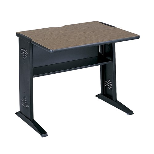 Buy Low Price Comfortable Safco Reversible Top Computer Desk (B002WRGIAA)