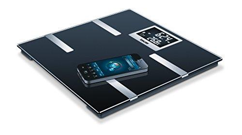 Beurer BF 700 Bilancia Diagnostica con Bluetooth, Nero