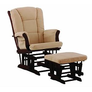 Amazon - Stork Craft Tuscany Glider and Ottoman - $159.04