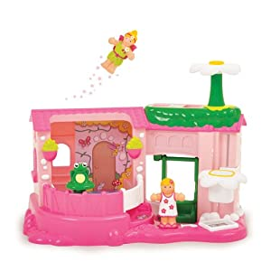 WOW Flora's Fairy Garden - Fantasy (3 Piece Set)