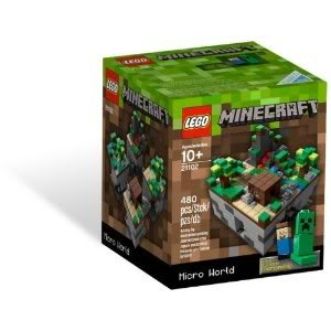 Toy Game Dimensional Lego Minecraft 21102 - Fantastic Structures And Essential Creative Play Building from 4KIDS