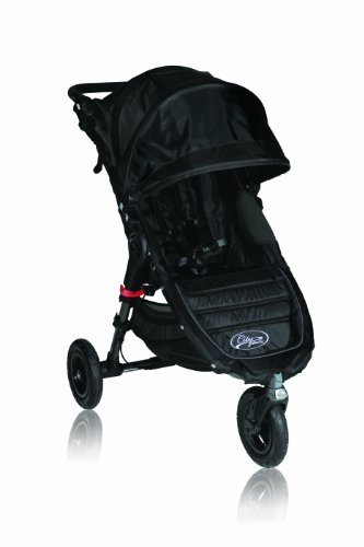 Baby Jogger City Mini GT Single Stroller, Black