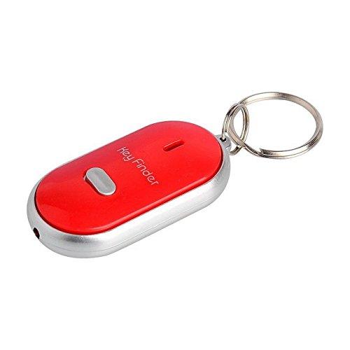 led-key-finder-locator-finden-verlorenen-schlussel-kette-schlusselanhanger-whistle-sound-control-bdr