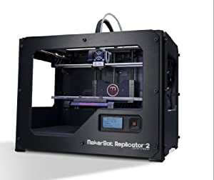 MakerBot Replicator 2 Desktop 3D Printer by MakerBot