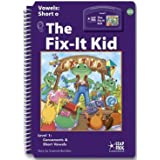 Leap Frog Inter Active Decodable Level 1 Book: The Fix It Kid Short Vowels (Short I)