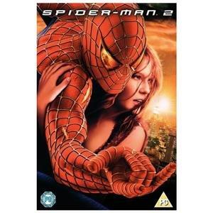 Spider-Man 2 [DVD] [2009]