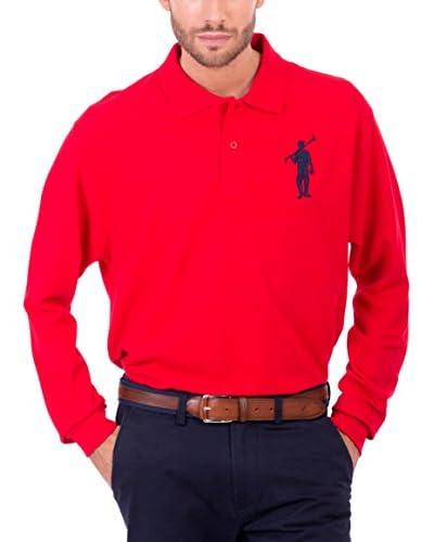 POLO CLUB Polo Original Big Player Cro Ml Rojo