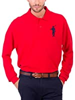 Polo Club Polo Original Big Player Cro Ml (Rojo)