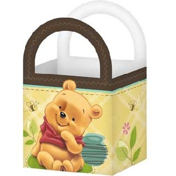 baby pooh and friends baby shower favor boxes winnie the pooh party