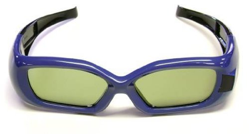 Ultimate3DHeaven Ultra-Clear DLP Link compatible 3D Glasses