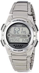 Casio Men's Digital Sport Watch Grey W756D-7AV