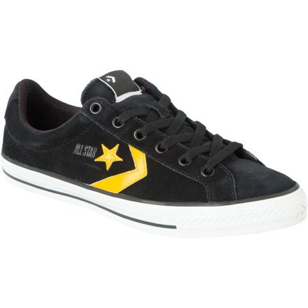 Converse Star Player EV Ox Black Gold