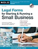 img - for Legal Forms for Starting & Running a Small Business, 5th Edition book / textbook / text book