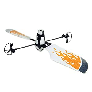 WowWee Bladestar Flame Indoor Flyer