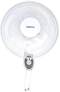 Havells Swing Platina 400mm Wall Fan (White)