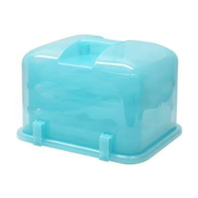 Cupcake Courier 36-Cupcake Plastic Storage Container by Cupcake Courier
