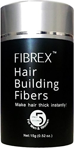 FIBREX Hair Building Thickening Fibers Loss Concealer
