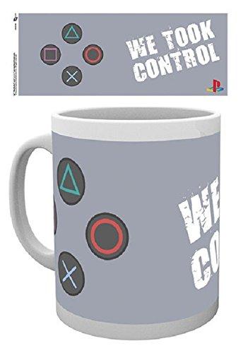GB eye, Playstation, Controller, Tazza