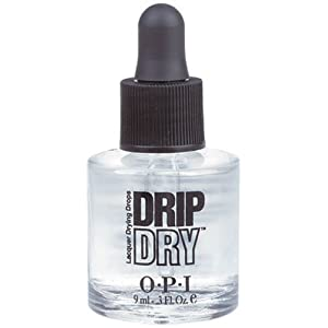 OPI Drip Dry Lacquer Drying Drops with Jojoba & Vitamin E Nail Polish